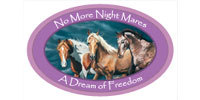 "No More Night Mares 14"" Plush Horse Toys"